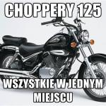 choppery 125