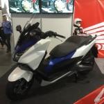 Honda Froza 125 na targach Moto Expo w Warszawie