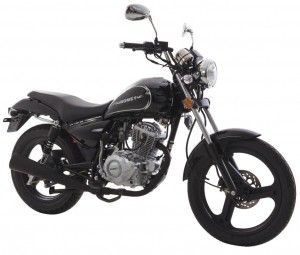 junak soft chopper 125