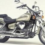 Yamaha XVS Drag Star 125