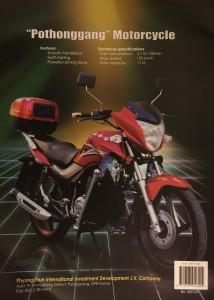 bothongang motorcycle