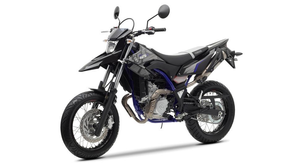 2010 Yamaha WR125X Photos, Informations, Articles - Bikes